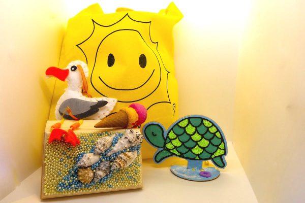 Sunshine Full Art Bag
