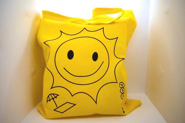 Sunshine Art Bag