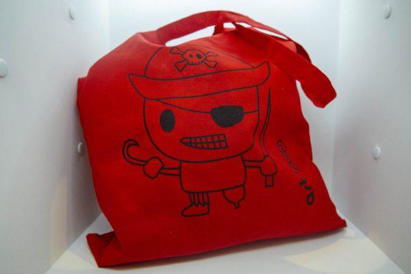 Pirate Art Bag