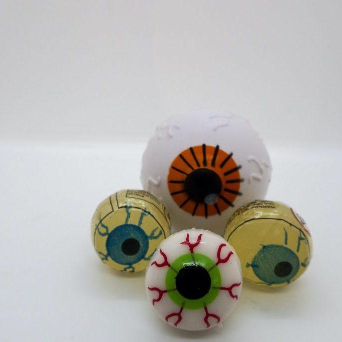 Bouncy Eye Balls
