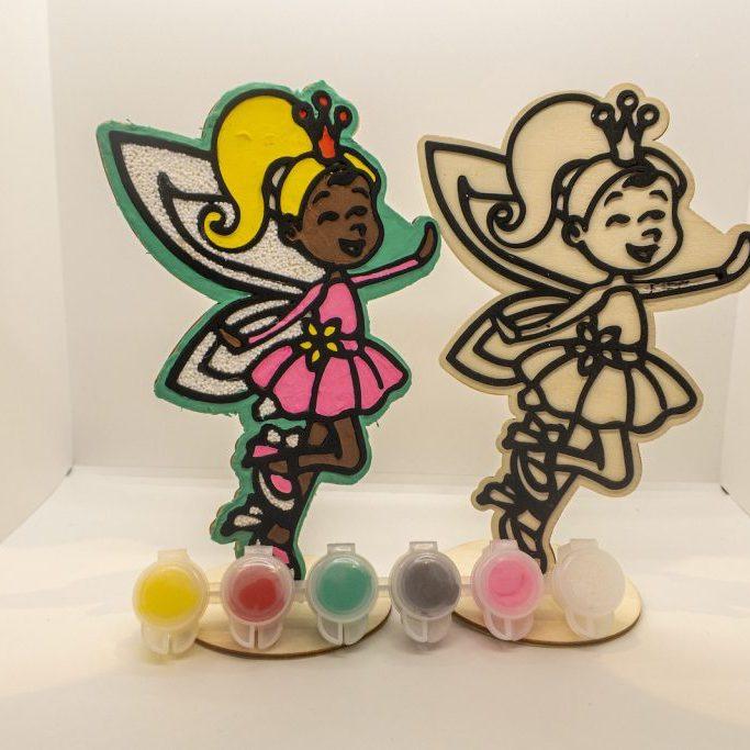 Clay Fairy Kit