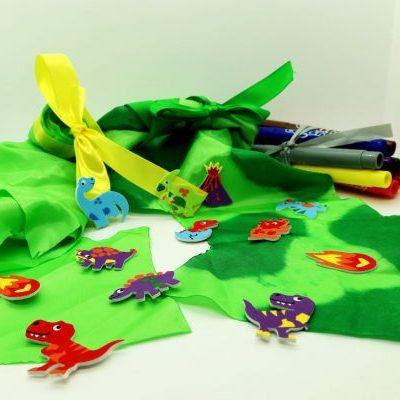 Dinosaur tail kit