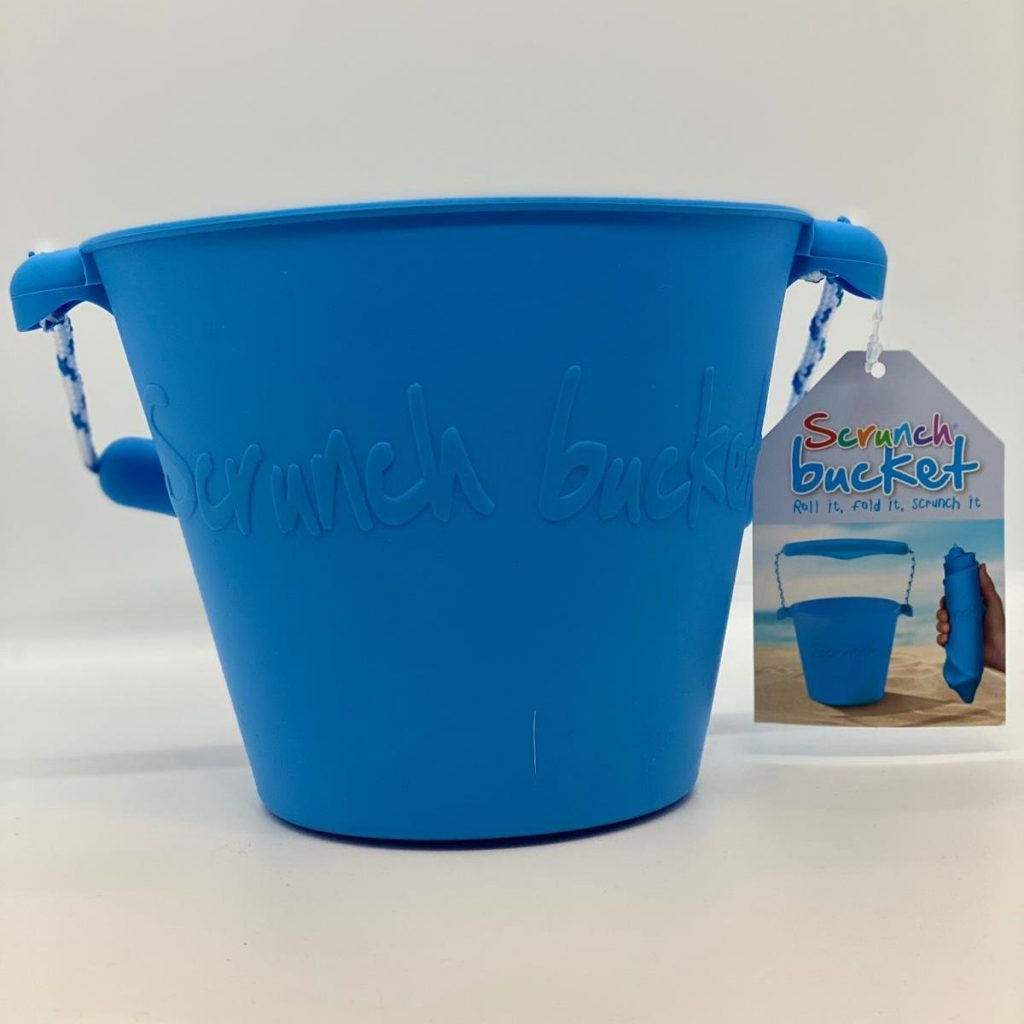 Eco Scrunch Buckets blue