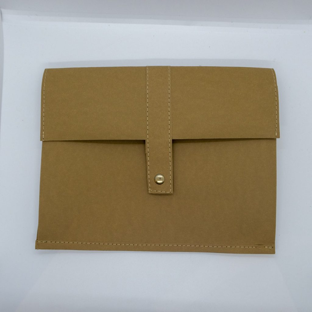 Faux Leather Tablet Pouch