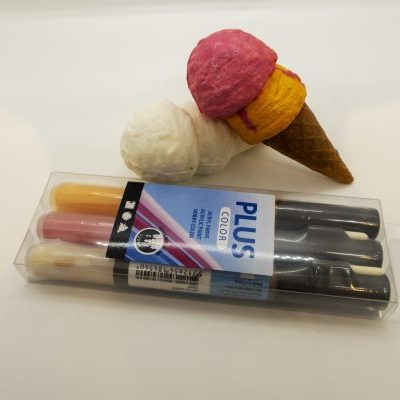 Ice-Cream Pencil Squishy Kit