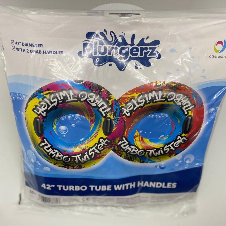 Inflatables turbo tube