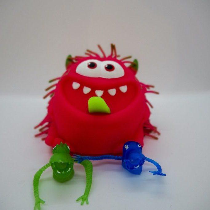 Light up Monsters Finger puppets