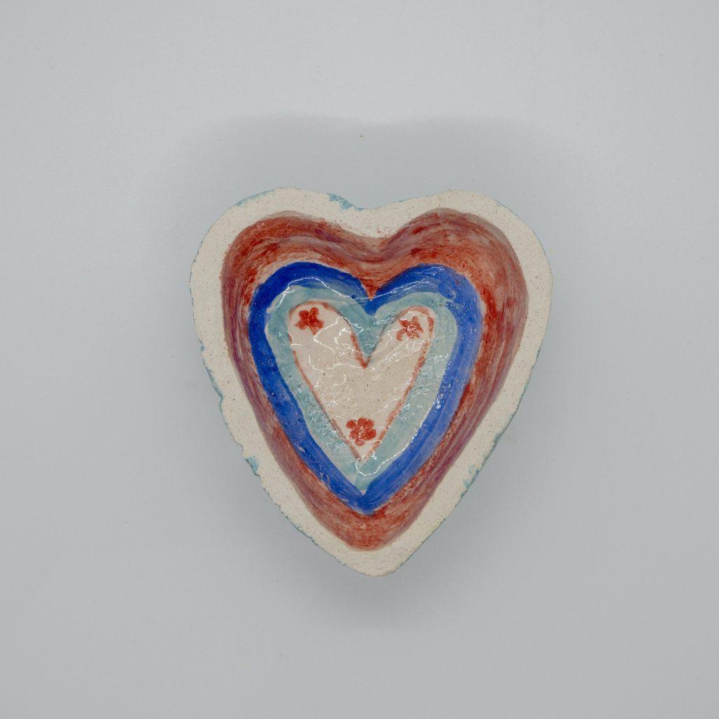 Love Heart pot