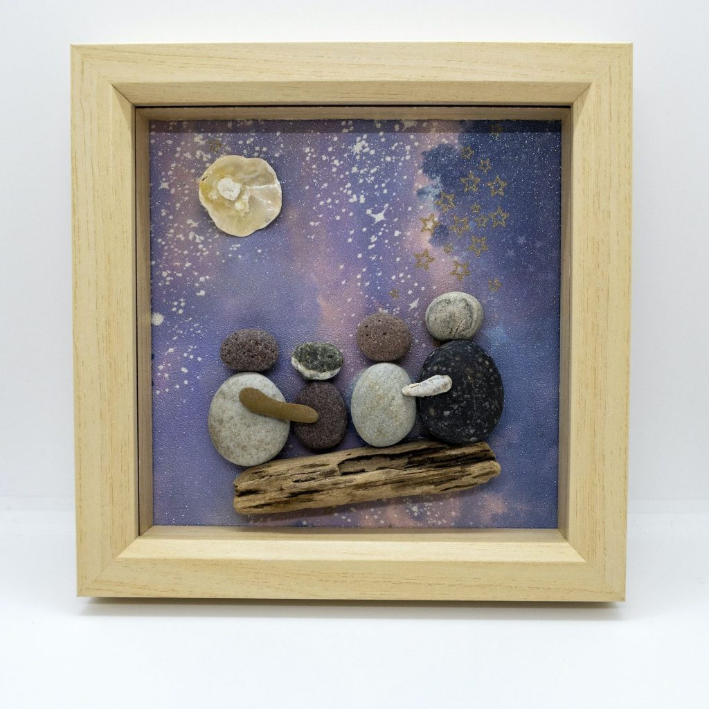 Moon - Pebble pictures