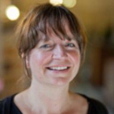 Sharon Mee Brighton Artist. Founder director of Artpod