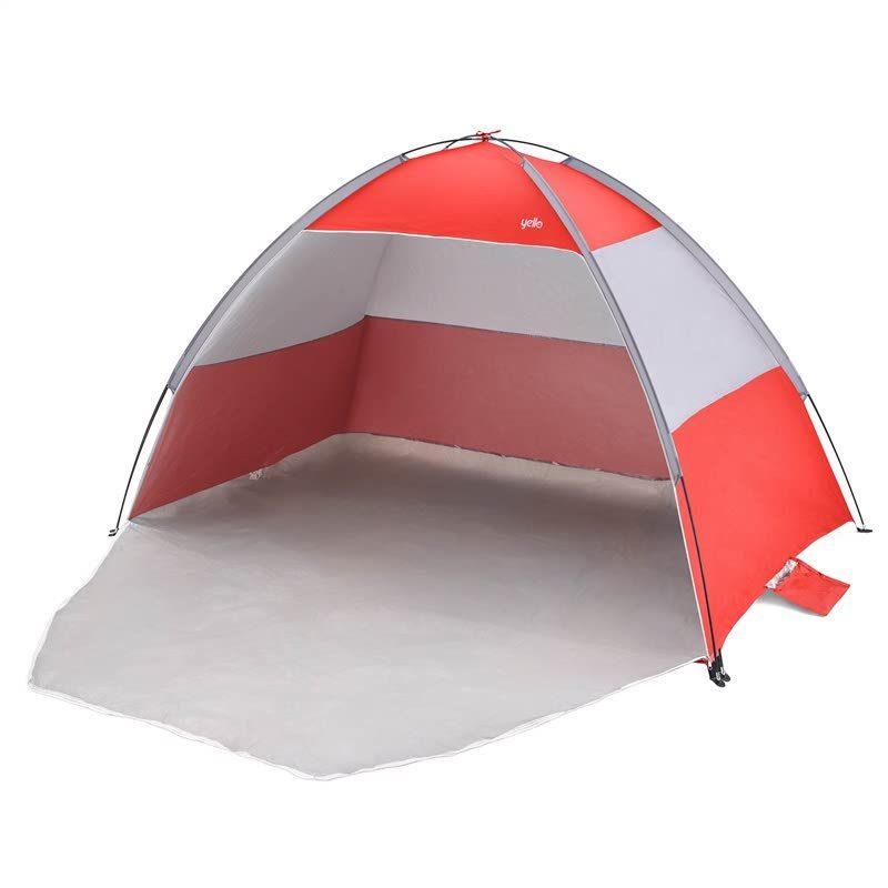 UV BEACH SHELTER RED