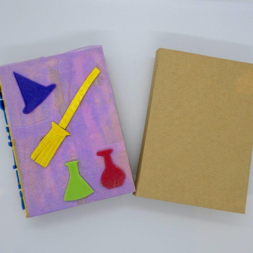 Wizard Book Kit